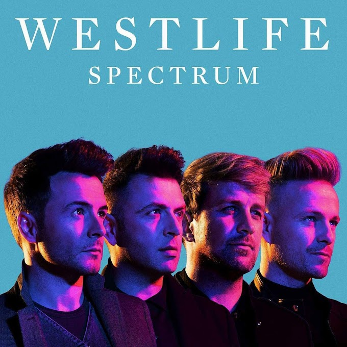 Encarte: Westlife - Spectrum (Deluxe Edition Box Set)