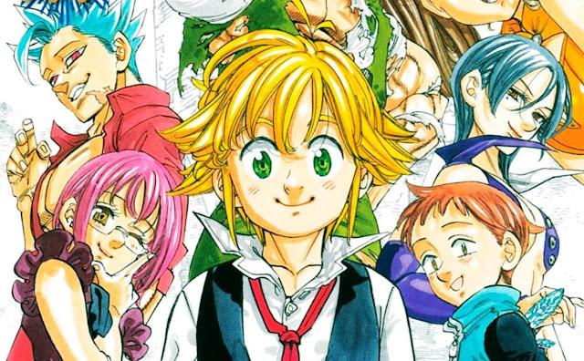 Nanatsu no Taizai: Kamigami no Gekirin revela fecha de estreno