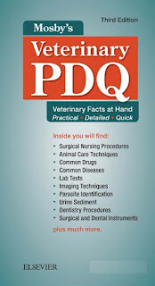 Mosby's Veterinary PDQ Veterinary Facts at Hand 3rd Edition