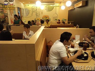pepper lunch interiors