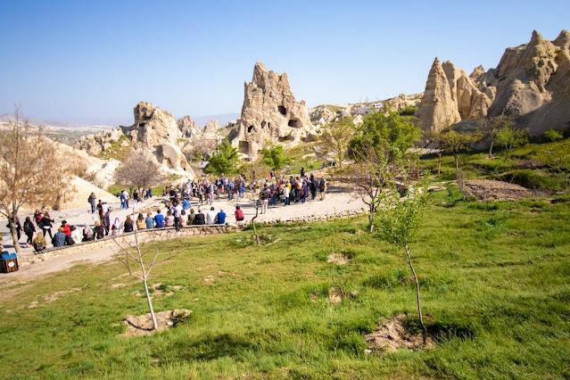 Open air Museum di Goreme-Cappadocia