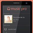 Download Music Pro Best Music Player For Windows Phone 8.1