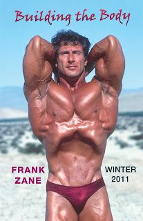 Building The Body Winter Issue Frank Zane 3x Mr Olympia