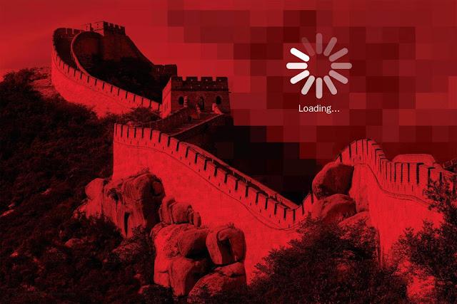 أشهر المواقع التي تم حظرها في الصين