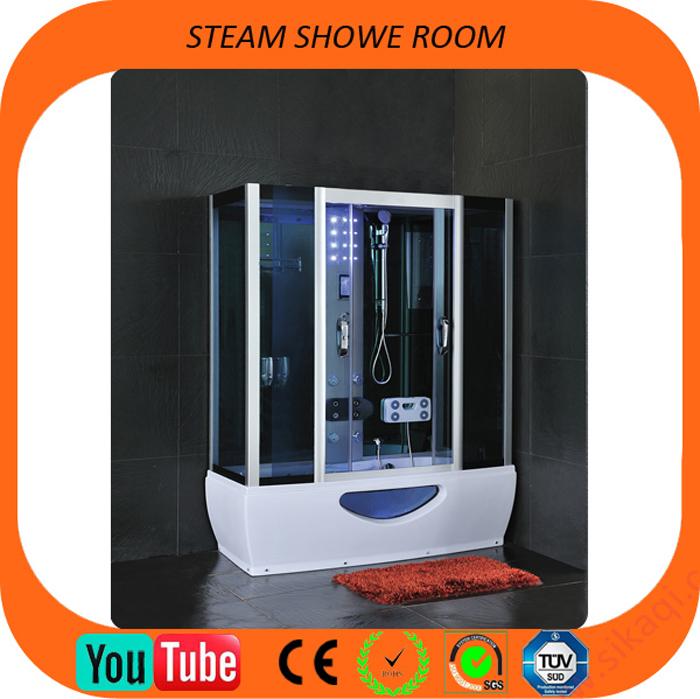 Modern Steam Showers Benefits - teetotal - jacuzzi-bathtub.com