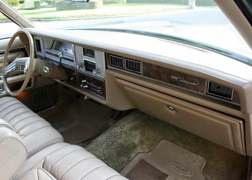 Jeep Grand Wagoneer >> All American Classic Cars: 1978 Lincoln Continental Town ...