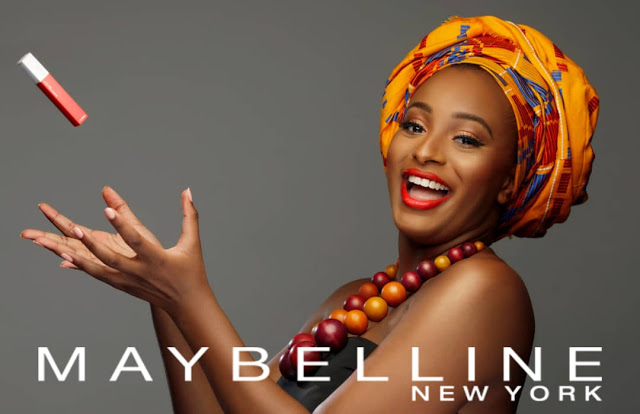 Maybelline New York Ghana Announces DJ Cuppy Ambassador For Ghana & Nigeria