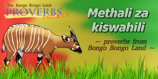 proverbs of bongo land