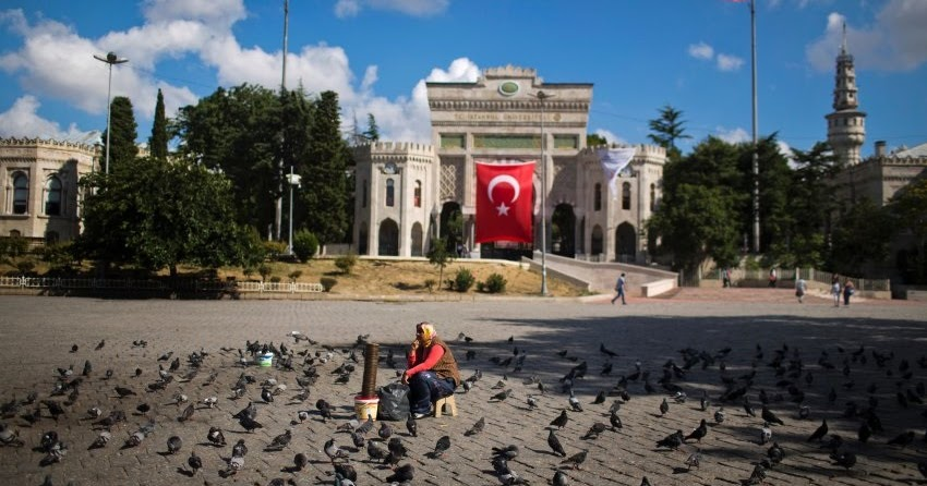 Turqu a proh be a maestros universitarios viajar al for Maestros en el extranjero