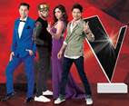 Reality Rockstars! (The Voice 1 & 2, The Voice Kids and So You Think You Can Dance)