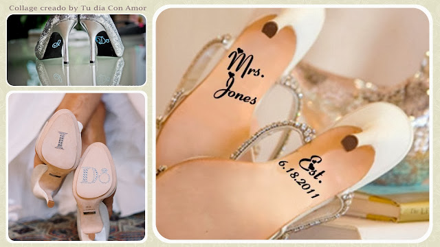 Wedding or bridal shoes, DIY customize bridal shoes