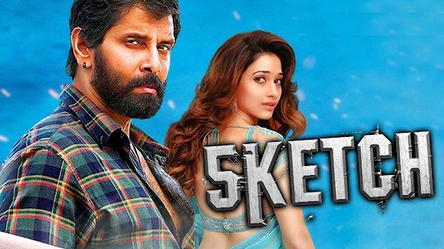 Sketch Movie Starring Vikram Dubbed in Hindi Released on TV and on YouTube