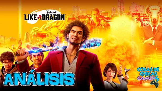 Análisis de Yakuka Like a Dragon en PS4