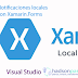 Xamarin.Forms - Notificaciones locales