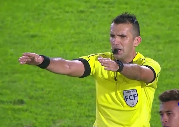 Listo el árbitro que pitará el primer 'sorbo' de la gran final de la Liga BetPlay 1 2021, entre DEPORTES TOLIMA y Millonarios