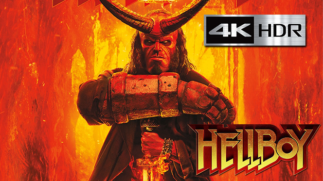 Hellboy (2019) 4K UHD [HDR] Latino-Ingles