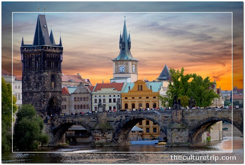 Czech Republic - Beautiful 10 Cheapest Best Place to Travel in Europe This Summer