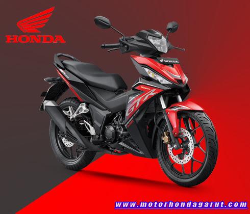 Brosur Kredit Motor Honda Supra GTR Garut