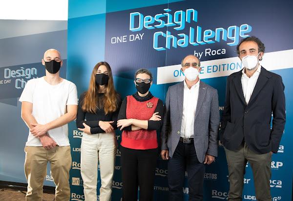 Roca One Day Design Challenge celebra o sucesso da edição online em Portugal