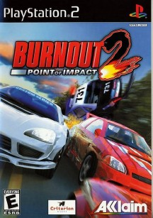 Burnout 2 Point of Impact PS2 Torrent