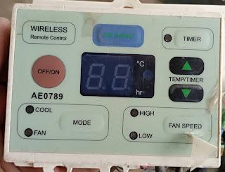 window ac pcb kit wiring diagram
