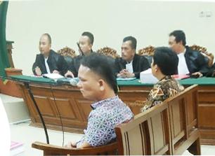 Eks Direktur PDAM Maja Tirta Divonis 6 Tahun Penjara