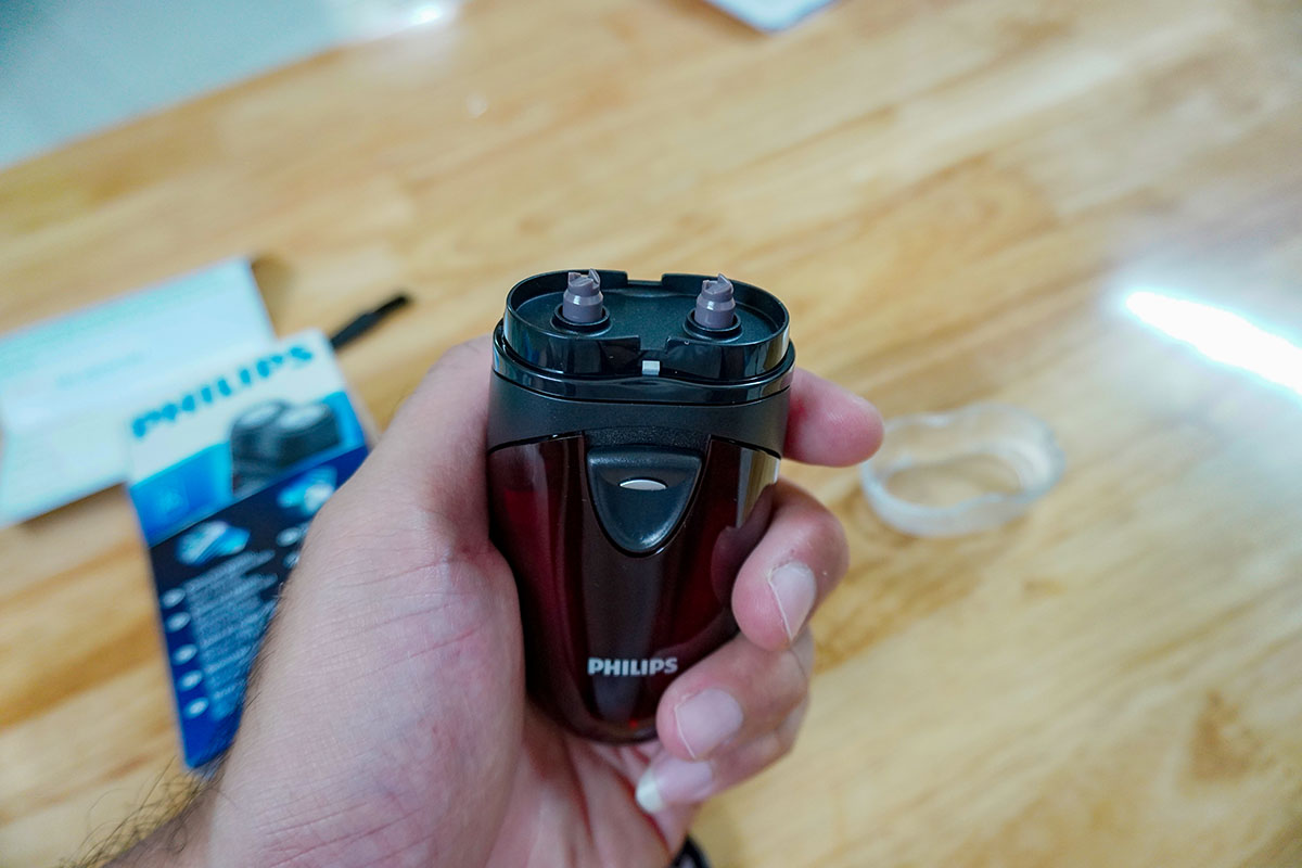 Review máy cạo râu cầm tay Philips PQ206