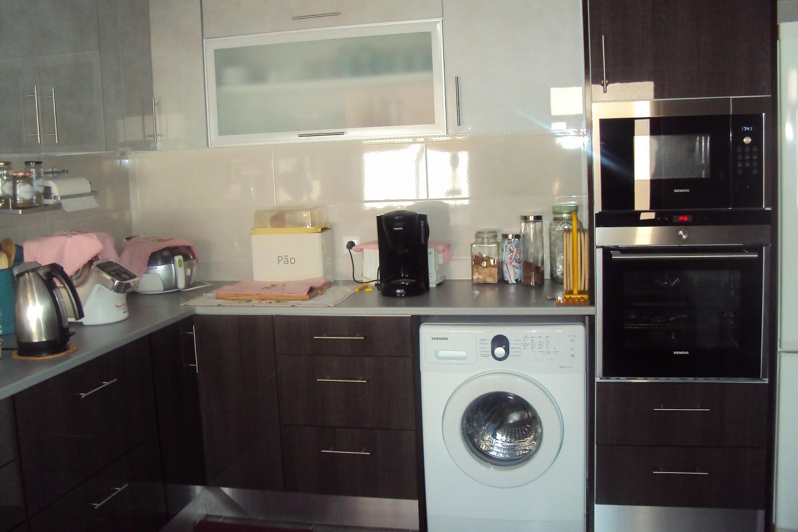 Cantinho da Zezinha: A minha cozinha nova e o recomeço do blog #7B6450 1600 1066