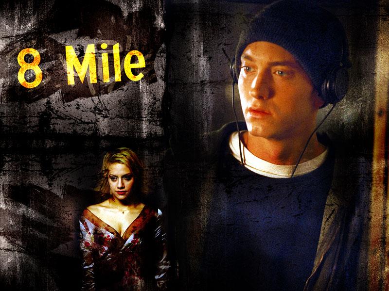 COOL IMAGES: Eminem wallpaper 8 mile