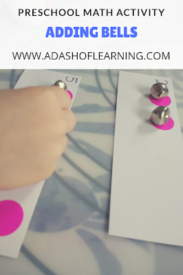 Adding Bells: Preschool Math Activity