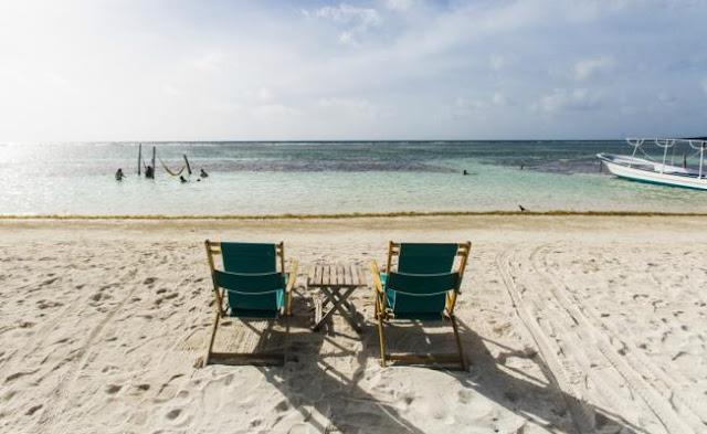 Relajación Majahual Quintana Roo