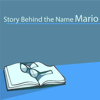Story behind the name mario