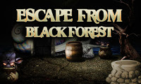 Top10NewGames - Top10 Escape From Black Forest