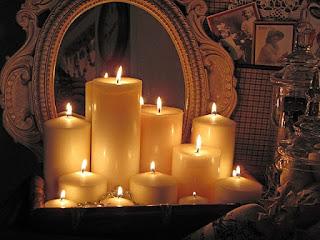 Modlitwa przy Lustrze