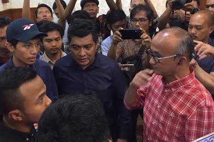 Perjuangan Belum Tuntas, Mahasiswa Tolak Jamuan Makan Gubernur Khofifah