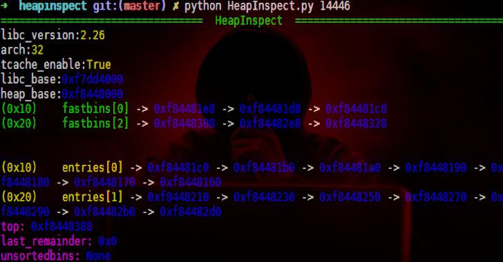 HeapInspect : Inspect Heap In Python