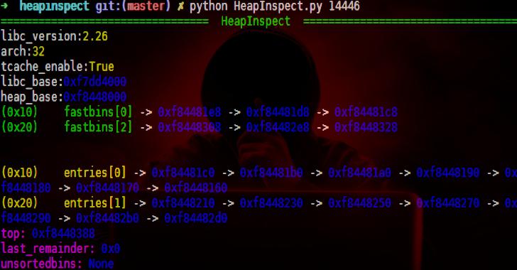 HeapInspect : Inspect Heap In Python