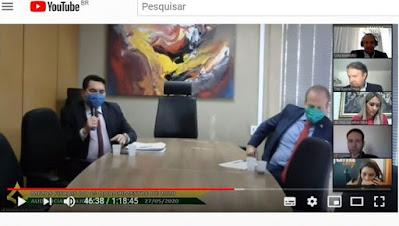 Eu audiência pública da Câmara Legislativa, o  secretário executivo de Orçamento, Thiago Conde, destacou o esforço conjunto das secretarias do Governo do Distrito Federal para que esse resultado fosse positivo
