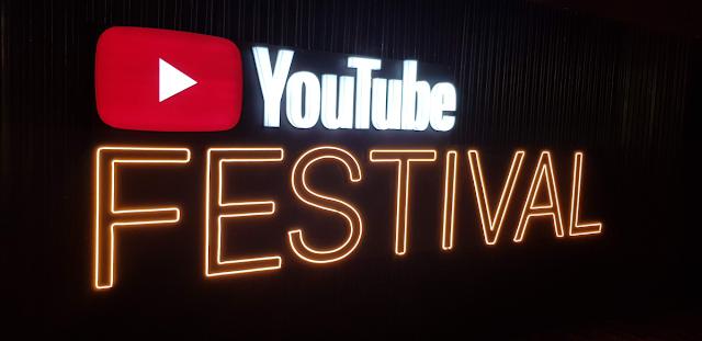 YouTube Festival #MYYTFESTIVAL 2019