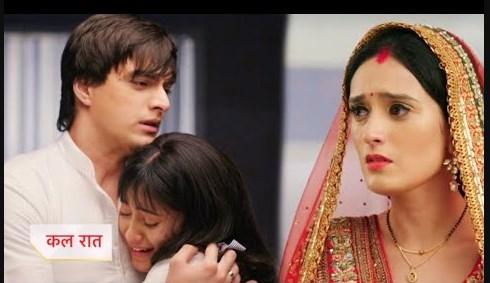 What!  Kartik gives his name to Vedika ignores Naira in Yeh Rishta Kya Kehlata Hai