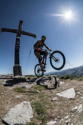 mountainbike kitzbüheler alpen