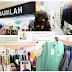Singgah beli baju raya di Butik Jamilah