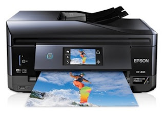 Epson Expression Premium XP-830 Driver Download And Setup