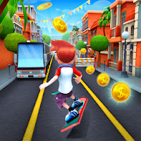 Bus Rush Apk Game free Download for Android