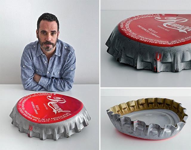 تصاميم ماكرو لأشياء عادية بحجم كبير