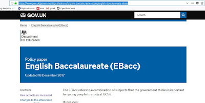 https://www.gov.uk/government/publications/english-baccalaureate-ebacc/english-baccalaureate-ebacc