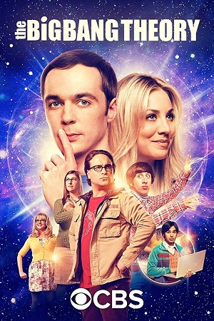The Big Bang Theory - 12ª Temporada Completa Séries Torrent Download capa