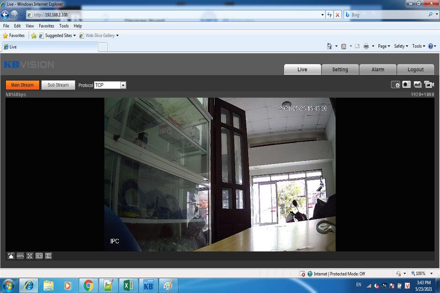 hình ảnh camera A2111N2