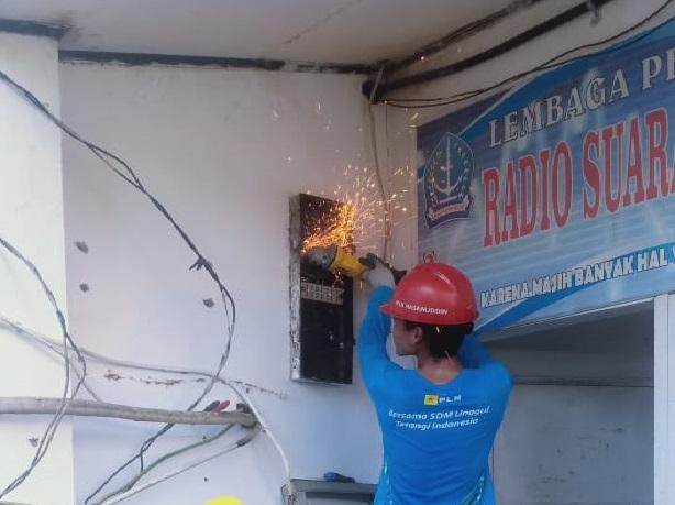 Radio Pemerintah Ini Diduga Rugikan PLN Jutaan Rupiah