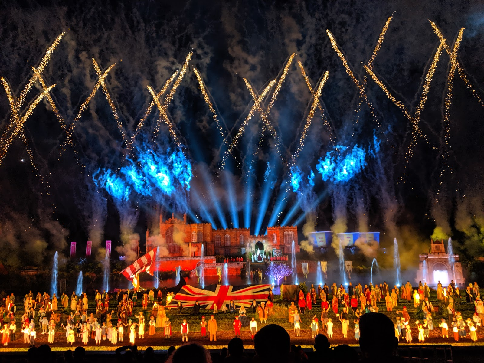 Kynren 2019 Review & A Summer of Historic Events | #Durham19  - firework finale